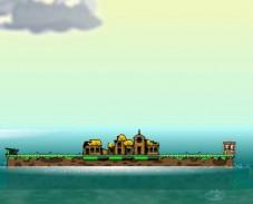 Империя на острове