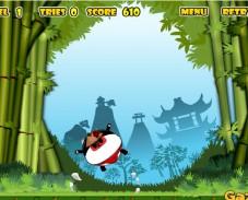 Панда самурай