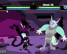 Danny Phantom The Ultimate Enemy Face-Off