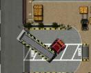 Грузовик парковка