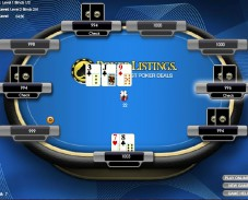 Poker Listings