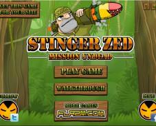 Stinger Zed - Mission Undead