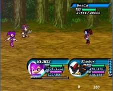 Волшебные битвы - Соник