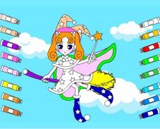 Красавица зубная фея
