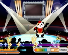 Танцующая панда