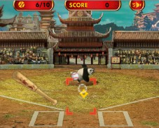 Kung Fu Home Run Derby