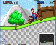 Sonic vs Mario Racing
