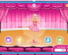 Барби звезда балета
