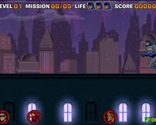 Бэтмен прыжки