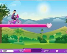 Велотрек Сердечки