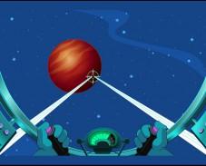 Даффи в космосе
