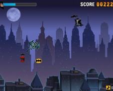 Полет Бэтмена