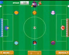Футбол Смешариков