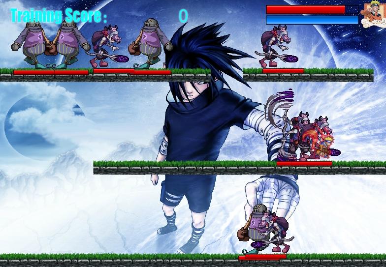 Игры Наруто онлайн - играть бесплатно