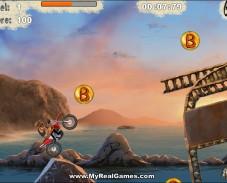 Взрывной мотоцикл 2