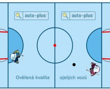 Hockey pong