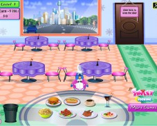 NewYork Penguin Diner