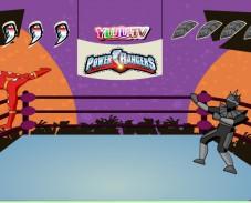 Rangers vs robot