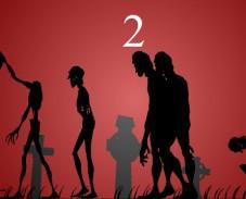 Зомби нападают