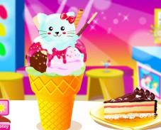 Делаем мороженое