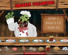 Зомби ресторан