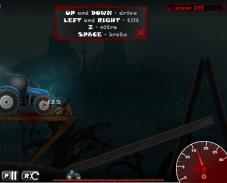 Зомби трактор