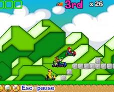 Марио-гонки