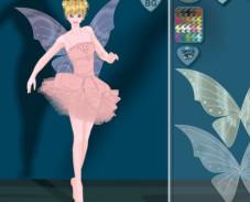Одевалка балерина