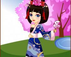 Принцесса из Японии