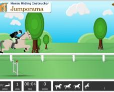 Прыжки на лошади