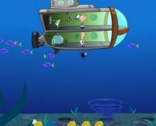 Финес и Ферб на подводной лодке