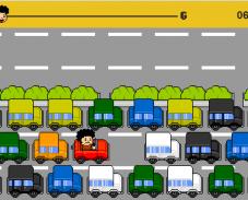 Пробка на дороге