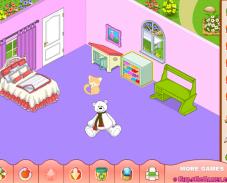 Моя новая комната