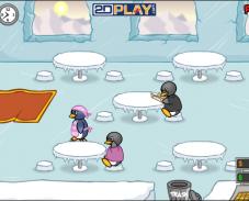 Накорми пингвина