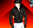 Одевалка Майкл Джексон