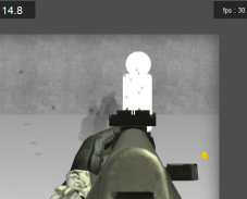 Стрельба из ак 47