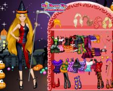 Барби в хэллоуинн