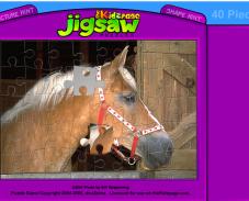 Лошадь пазл