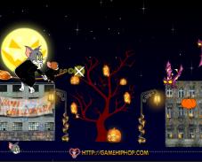 Том и джерри хэллоуин