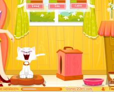 Виртуальный котенок