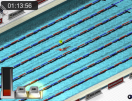 Гонки в бассейне
