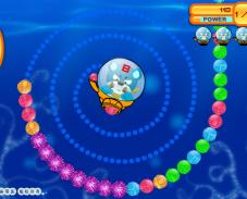 Морские шарики