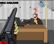 Псих в офисе 2
