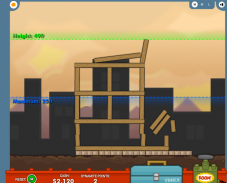 Разрушенный дом 2