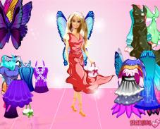 Барби бабочка