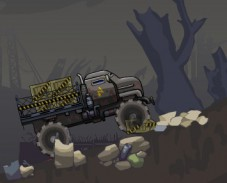 Мрачный грузовик