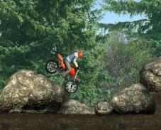 Прыгающий мотоцикл