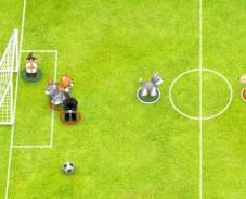 Звериный футбол