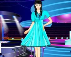 Одевалка вечерние платья