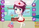 Одевалка медсестра